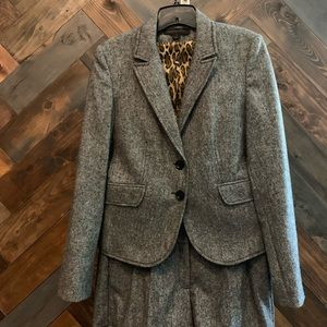 Express Suit set - textured black material